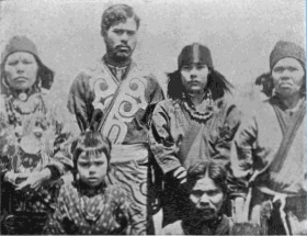 Ainus, the Aboriginal Inhabitants of Japan